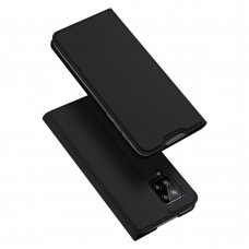 DUX DUCIS Skin Pro Bookcase type case for Samsung Galaxy A42 5G black