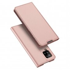 DUX DUCIS Skin Pro Bookcase type case for Samsung Galaxy A42 5G pink