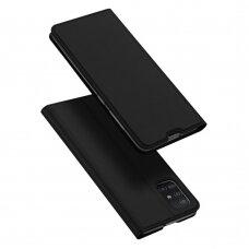 DUX DUCIS Skin Pro Bookcase type case for Samsung Galaxy A71 black (qoe97) (SGA71)