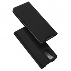DUX DUCIS Skin Pro Bookcase type case for Samsung Galaxy A72 4G black