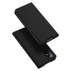 DUX DUCIS Skin Pro Bookcase type case for Samsung Galaxy M51 black
