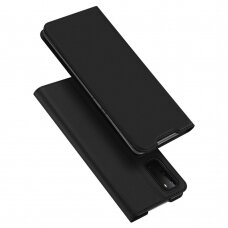 DUX DUCIS Skin Pro Bookcase type case for Samsung Galaxy S20 black (gng56) (SSGS20)