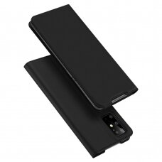 DUX DUCIS Skin Pro Bookcase type case for Samsung Galaxy S20 Plus black (gng56) (SAS20PL)
