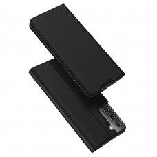 DUX DUCIS Skin Pro Bookcase type case for Samsung Galaxy S21+ 5G (S21 Plus 5G) black