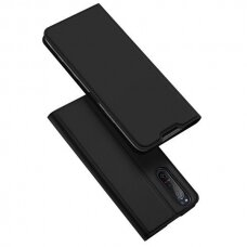 DUX DUCIS Skin Pro Bookcase type case for Sony Xperia 5 II black