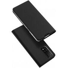 DUX DUCIS Skin Pro Bookcase type case for Xiaomi Mi 10T Pro / Mi 10T black