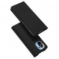 DUX DUCIS Skin Pro Bookcase type case for Xiaomi Mi 11 black