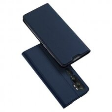DUX DUCIS Skin Pro Bookcase type case for Xiaomi Mi Note 10 / Mi Note 10 Pro / Mi CC9 Pro blue (goe85) (XMN10PR)