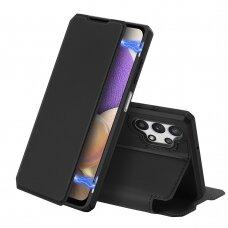 DUX DUCIS Skin X Bookcase type case for Samsung Galaxy A32 5G black
