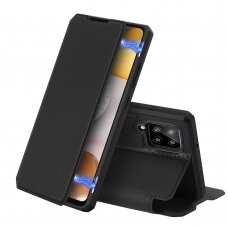 DUX DUCIS Skin X Bookcase type case for Samsung Galaxy A42 5G black