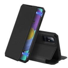 DUX DUCIS Skin X Bookcase type case for Samsung Galaxy A51 black (SAMA51)
