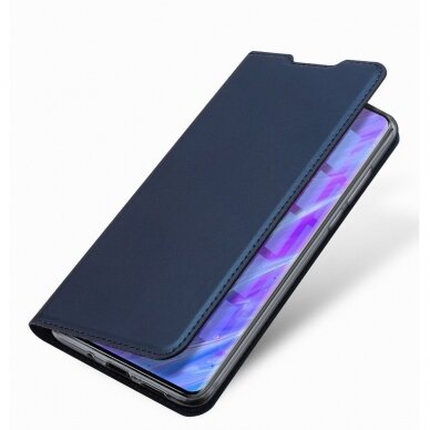 DUX DUCIS Skin Pro Bookcase type case for Samsung Galaxy S20 blue (gng56) (SSGS20) 15