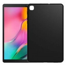High Clear 1,0mm Samsung Tab S7 Plus black