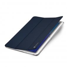 """Huawei mediapad T3 (8) Flip case """"Dux Ducis skin pro"""" eco leather Blue"""
