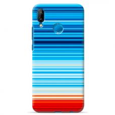 """Huawei P Smart 2019 Unique Silicone Case 1.0 mm """"u-case Airskin Pattern 2 design"""""""