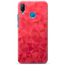 """Huawei P Smart 2019 Unique Silicone Case 1.0 mm """"u-case Airskin Pattern 6 design"""""""