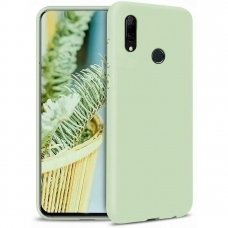 Huawei P smart z Cover Liquid Silicone green