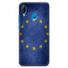 """Huawei P20 Lite silicone phone case with unique design 1.0 mm """"u-case Airskin EU design"""""""