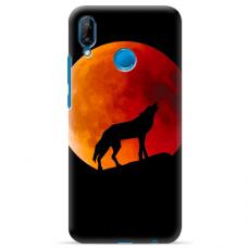 "Huawei P20 Lite silicone phone case with unique design 1.0 mm ""u-case Airskin Nature 3 design"""