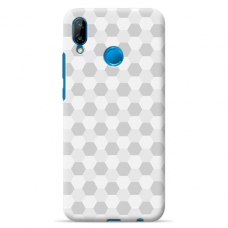 "Huawei P20 Lite silicone phone case with unique design 1.0 mm ""u-case Airskin Pattern 5 design"""