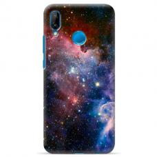 "Huawei P20 Lite silicone phone case with unique design 1.0 mm ""u-case Airskin Space 2 design"""