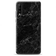 "Huawei P20 silicone phone case with unique design 1.0 mm ""u-case Airskin Marble 4 design"""