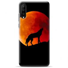 "Huawei P20 silicone phone case with unique design 1.0 mm ""u-case Airskin Nature 3 design"""