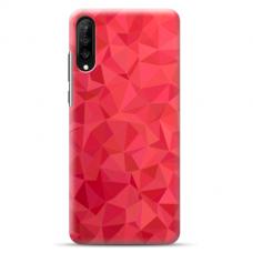 "Huawei P20 silicone phone case with unique design 1.0 mm ""u-case Airskin Pattern 6 design"""
