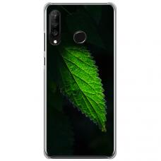 """Huawei P30 Lite silikona tālruņa vāciņš ar unikālu dizainu 1,0 mm """"u-case Airskin Nature 1 design"""""""
