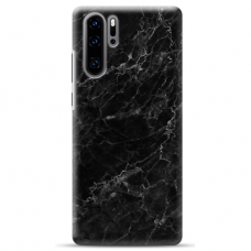 "Huawei P30 pro silicone phone case with unique design 1.0 mm ""u-case Airskin Marble 4 design"""