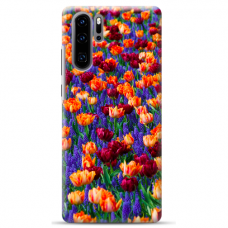 "Huawei P30 pro silicone phone case with unique design 1.0 mm ""u-case Airskin Nature 2 design"""