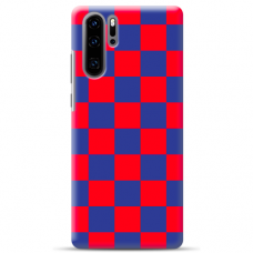 "Huawei P30 pro silicone phone case with unique design 1.0 mm ""u-case Airskin Pattern 4 design"""