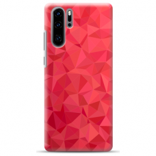 "Huawei P30 pro silicone phone case with unique design 1.0 mm ""u-case Airskin Pattern 6 design"""