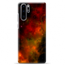 "Huawei P30 pro silicone phone case with unique design 1.0 mm ""u-case Airskin Space 1 design"""