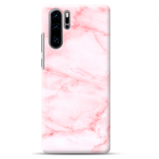 "Huawei P30 pro silicone phone case with unique design 1.0 mm ""u-case airskin Marble 5 design"""