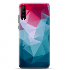 "Huawei P30 silicone phone case with unique design 1.0 mm ""u-case Airskin Pattern 8 design"""