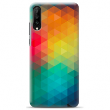 "Huawei P30 silicone phone case with unique design 1.0 mm ""u-case airskin Pattern 3 design"""