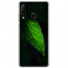 "Huawei P40 Lite E Unique Silicone Case 1.0 mm ""u-case Airskin Nature 1 design"""