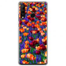 "Huawei P40 Lite E Unique Silicone Case 1.0 mm ""u-case Airskin Nature 2 design"""