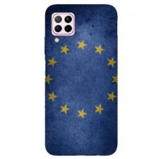 """Huawei P40 Lite Unique Silicone Case 1.0 mm 1.0 mm """"u-case airskin EU design"""""""