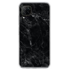 "Huawei P40 Lite Unique Silicone Case 1.0 mm ""u-case Airskin Marble 4 design"""