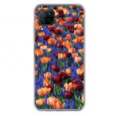 """Huawei P40 Lite Unique Silicone Case 1.0 mm """"u-case Airskin Nature 2 design"""""""