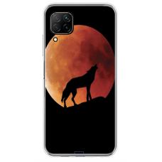 """Huawei P40 Lite Unique Silicone Case 1.0 mm """"u-case Airskin Nature 3 design"""""""
