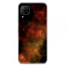 """Huawei P40 Lite Unique Silicone Case 1.0 mm """"u-case Airskin Space 1 design"""""""