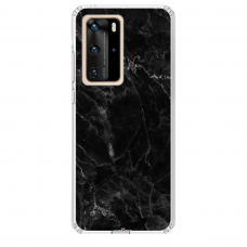 "Huawei P40 Pro Unique Silicone Case 1.0 mm ""u-case Airskin Marble 4 design"""