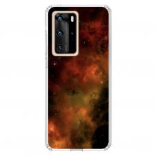 """Huawei P40 Pro Unique Silicone Case 1.0 mm """"u-case Airskin Space 1 design"""""""