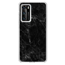 "Huawei P40 Unique Silicone Case 1.0 mm ""u-case Airskin Marble 4 design"""