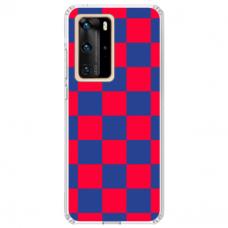 """Huawei P40 Unique Silicone Case 1.0 mm """"u-case Airskin Pattern 4 design"""""""