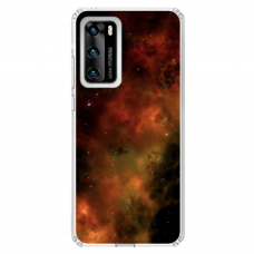 """Huawei P40 Unique Silicone Case 1.0 mm """"u-case Airskin Space 1 design"""""""