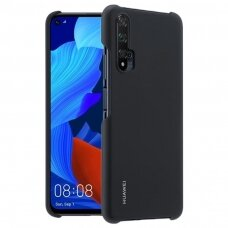 Huawei Protective Case PC Transparent Cover for Huawei Nova 5T black (qpz01) (hutl)